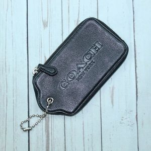 COACH HANG TAG COIN PURSE